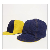 Finch 2WayCAP Denim×Pile(Reversible)