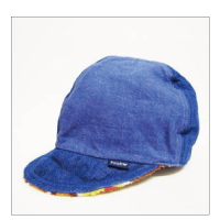 Finch Denim2WayCap