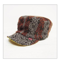 GOWEST×Finch WorkersCap RED