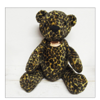 Finch Bear Leopard