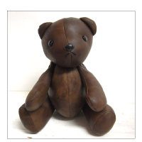 Finch Bear Leather