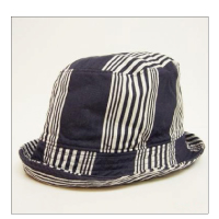 Finch Freedom ShadeHAT HERRINGBONE STRIPE